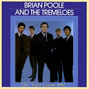 Album Do You Love Me? from Brian Poole