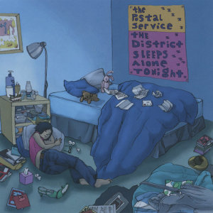 Album The District Sleeps Alone Tonight from The Postal Service