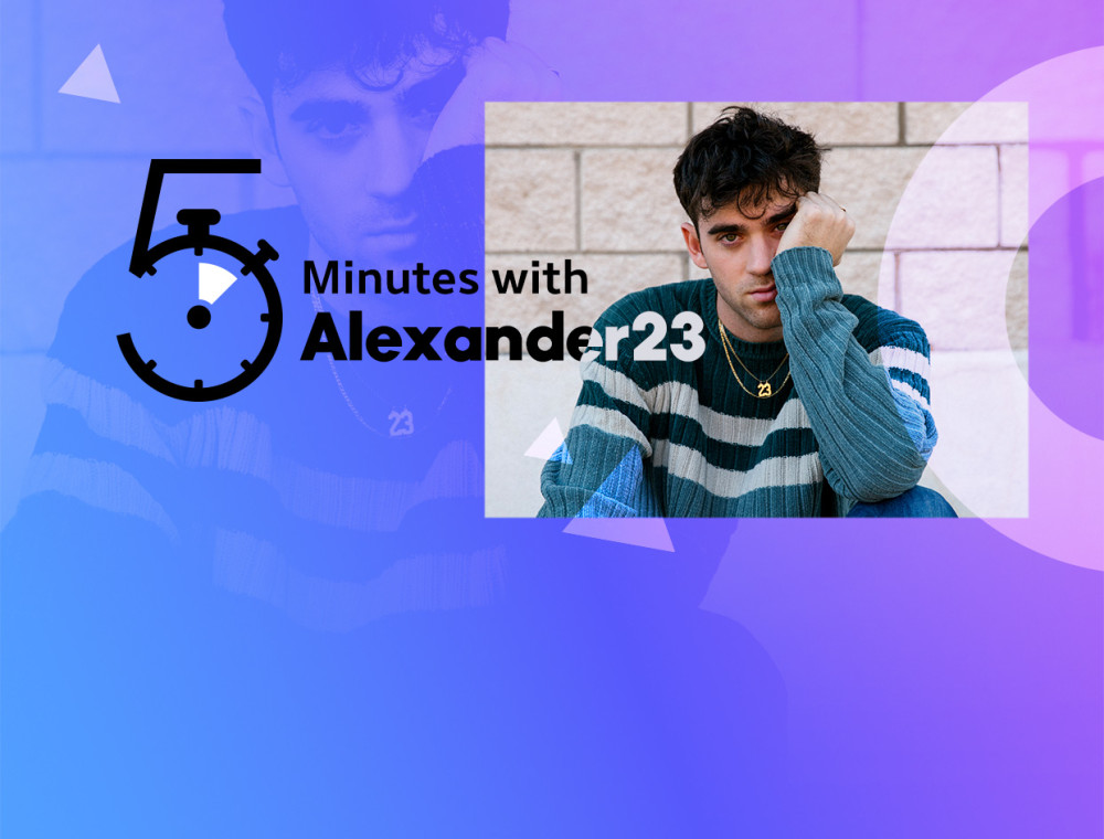 5 Minutes with Alexander23