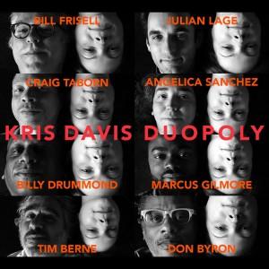 Album Duopoly from Kris Davis