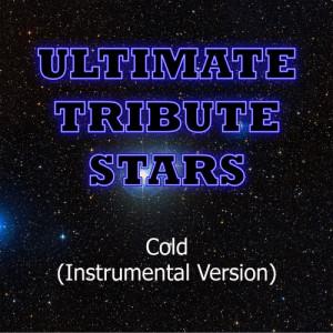 Ultimate Tribute Stars的專輯Kanye West feat. DJ Khaled - Cold (Instrumental Version)