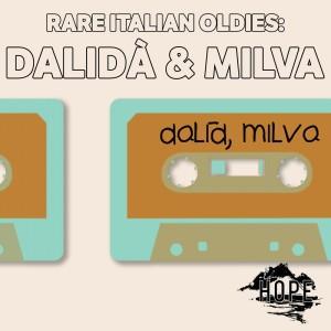 Album Rare Italian Oldies: Dalidà & Milva from Milva