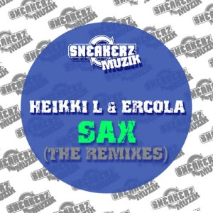 Album Sax (The Remixes) from Ercola