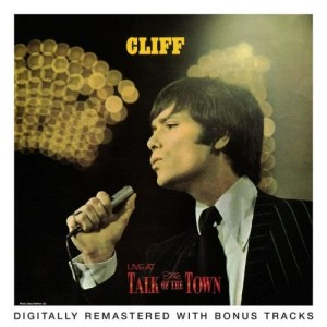 Cliff Richard的專輯Cliff Live At The Talk Of The Town