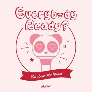 Apink的專輯Everybody Ready?