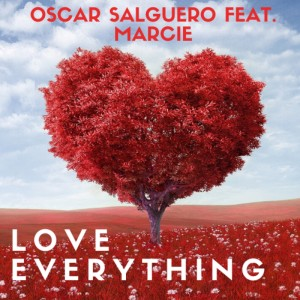Album Love Everything from Oscar Salguero