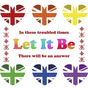The Rainbow Orchestra的專輯Let It Be