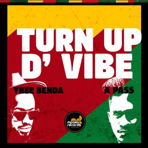Album Turn up D' vibe from Ykee Benda