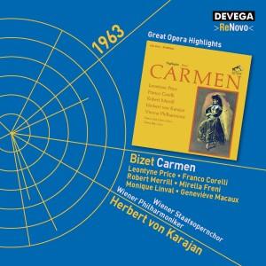Leontyne Price的專輯Bizet: Carmen (Highlights)