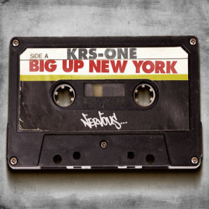 Album Big Up New York from KRS-One