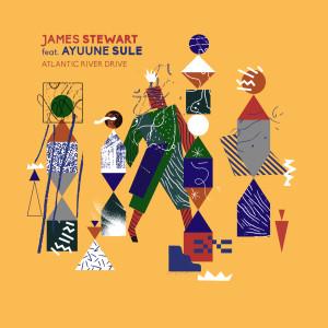 Album Atlantic River Drive from JAMES STEWART