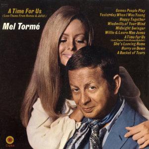 Mel Tormé的專輯A Time For Us
