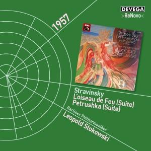 Stokowski的專輯Stravinsky: Petrushka (1947 Suite) - The Firebird (1919 Suite)