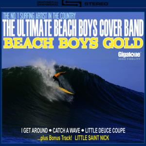 Album Beach Boys Gold from The Ultimate Beach Boys Cover Band