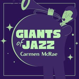Album Giants of Jazz from Carmen McRae