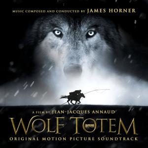 Album Wolf Totem (Original Soundtrack Album) from James Horner