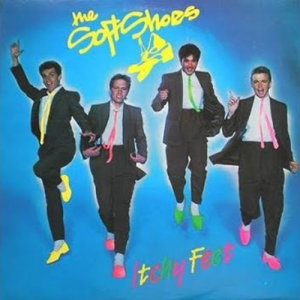 Album Itchy Feet from The Soft Shoes