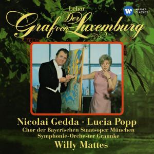 Lucia Popp的專輯Lehár: Der Graf von Luxemburg