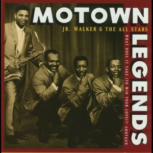 Motown Legends: What Does It Take (To Win Your Love)? 1993 Jr. Walker & The All Stars
