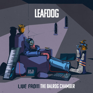 Album Live from the Balrog Chamber from Leaf Dog
