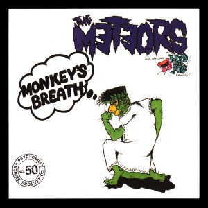 Album Monkey's Breath (Deluxe) from The Meteors