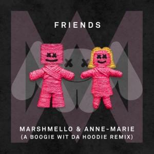 收聽Marshmello的FRIENDS (A Boogie Wit Da Hoodie Remix) (Explicit)歌詞歌曲