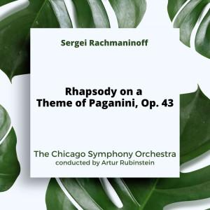 Artur Rubinstein的專輯Rachmaninoff: Rhapsody on a Theme of Paganini, Op. 43