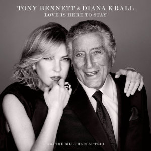 Diana Krall的專輯Love Is Here To Stay