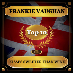 Album Kisses Sweeter Than Wine from Frankie Vaughan