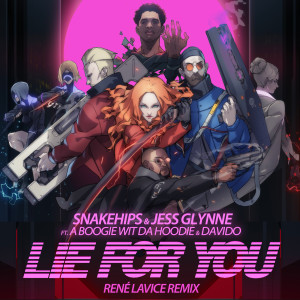 Album Lie for You (René LaVice Remix) from Jess Glynne