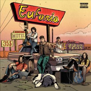 Album Euforia from Tedua