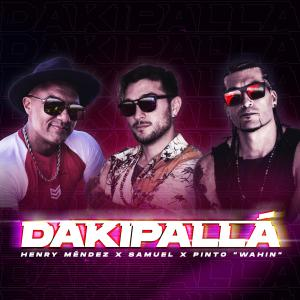 Album DAKIPALLÁ from Samuel