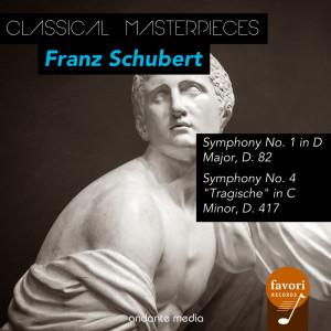 Album Classical Masterpieces - Franz Schubert Symphonies Nos. 1 & 4 from Peter Maag