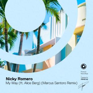 My Way (ft. Alice Berg) (Marcus Santoro Remix)