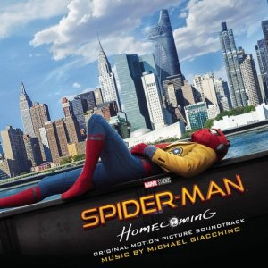 Michael Giacchino的專輯Spider-Man: Homecoming (Original Motion Picture Soundtrack)