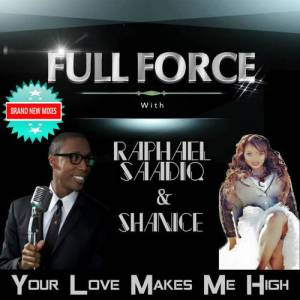 Album Your Love Makes Me High from Full Force