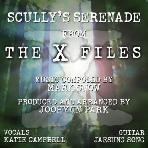 """Katie Campbell的專輯Scully's Serenade (Theme from the television series  """"The X-Files"""")"""