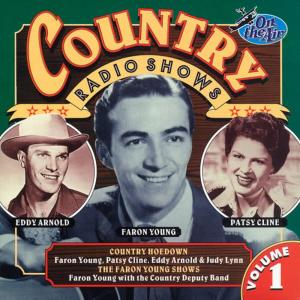 Patsy Cline的專輯Country Radio Shows, Vol. 1