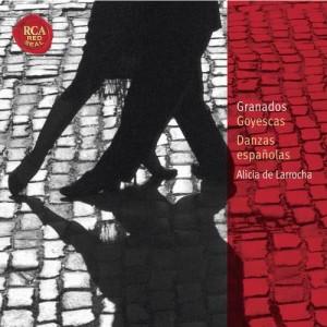 Alicia de Larrocha的專輯Granados: Goyescas; Danzas españolas: Classic Library Series
