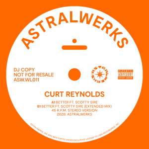 Album Better from Curt Reynolds