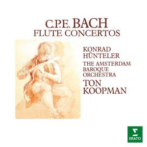 Album CPE Bach: Flute Concertos from Amsterdam Baroque Orchestra