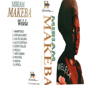 Listen to Aluta Continua song with lyrics from Miriam Makeba