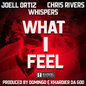 Album What I Feel from Whispers