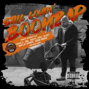Album Still Lovin' Boombap from Roccwell