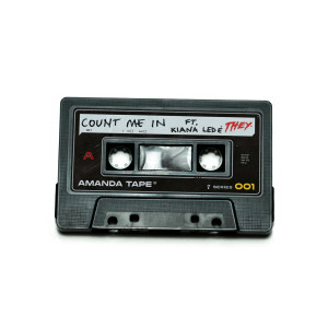 THEY.的專輯Count Me In(Explicit)