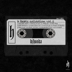 Album h beats collection, Vol.1 from Dj honda
