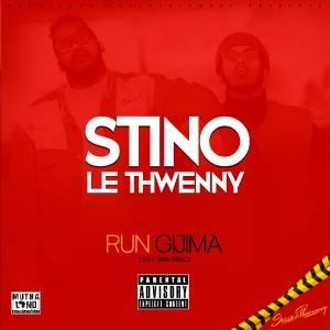Album Run Gijima from Stino Le Thwenny