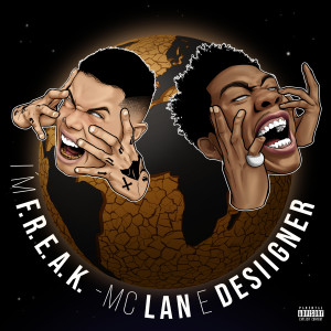 Album I'm F.R.E.A.K. from Desiigner