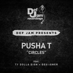 Listen to Circles (Mix #2) song with lyrics from Pusha T
