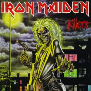 Killers 1995 Iron Maiden